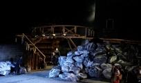 Bühnenbild Christoph Weyers ; Tell, das Musical - Walenstadt