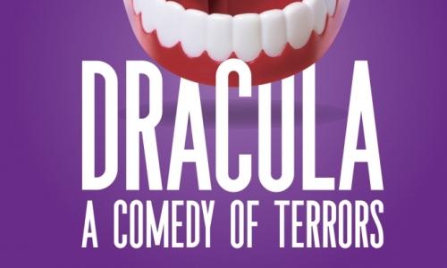 Dracula - A comedy of Terrors-Logo